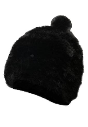er piu Mütze mit flauschigem Design kaufen