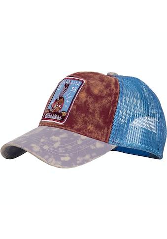 KingKerosin Trucker Cap »Oklahoma W.«, in Vintage-Optik kaufen