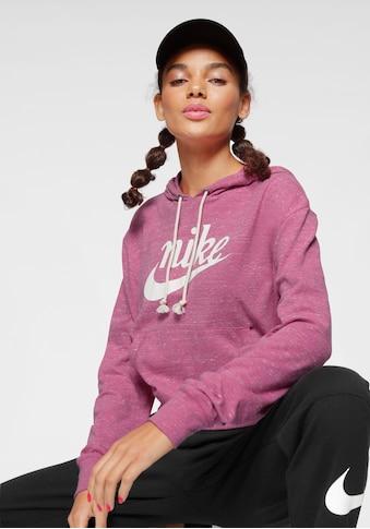 Nike Sportswear Kapuzensweatshirt »Nike Sportswear Gym Vintage Women's Hoodie« kaufen