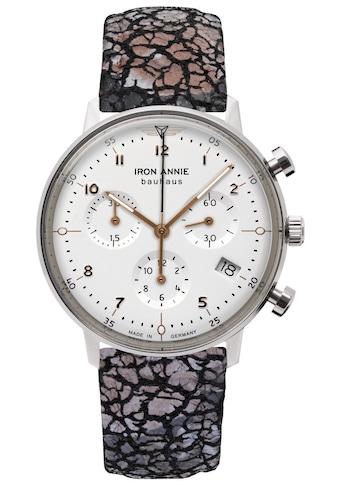 IRON ANNIE Chronograph »Bauhaus Lady, Chronograph, 5089-1« kaufen