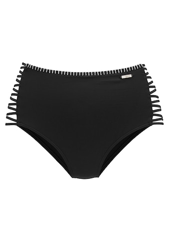 Sunseeker Highwaist-Bikini-Hose »Dainty«, mit Häkelkante kaufen