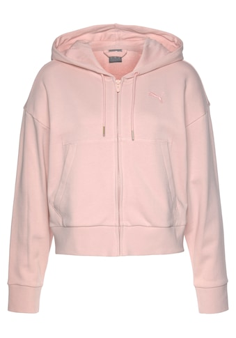 PUMA Kapuzensweatjacke »HER Full-Zip Hoodie TR« kaufen