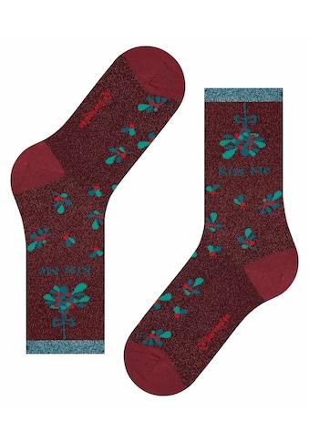 Burlington Socken Kiss Mas (1 Paar) kaufen