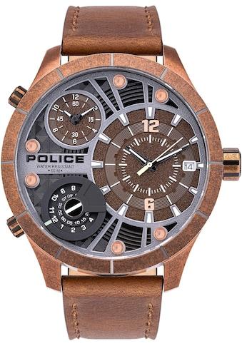 Police Quarzuhr »BUSHMASTER, PL15662XSQR.12« kaufen