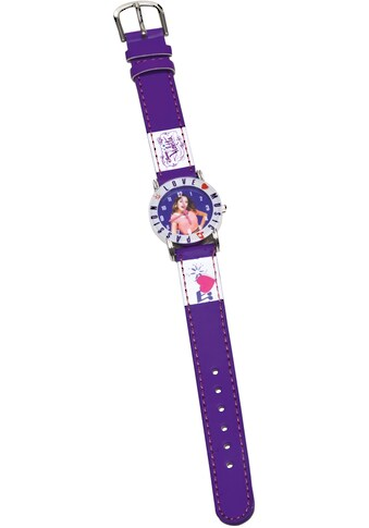Joy Toy Quarzuhr »Disney Violetta Armbanduhr, 117014« kaufen