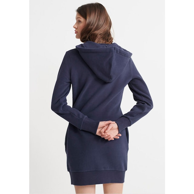 Superdry Sweatkleid »HARPER HOODED SWEAT DRESS«