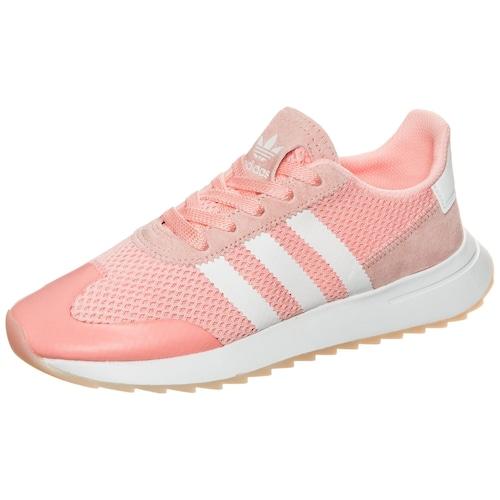 weiß Koralle Sneaker Flashrunner Originals Adidas xIwRFtgqI5
