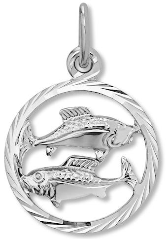 ONE ELEMENT Sternzeichenanhänger »Sternzeichen Anhänger Fische aus 925 Silber«, Fische kaufen