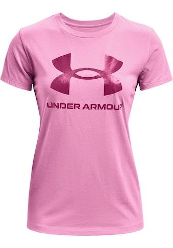 Under Armour® T-Shirt »Live Sportstyle Graphic SSC« kaufen