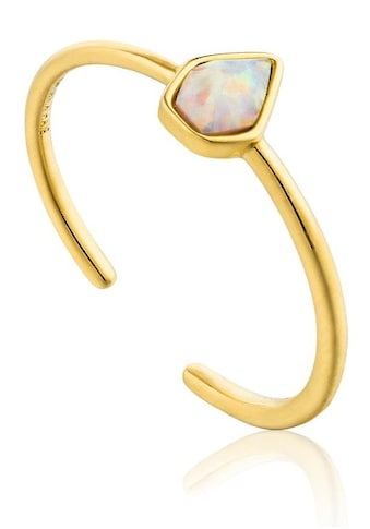 Ania Haie Fingerring »Mineral Glow, R014-03G«, mit Opal kaufen