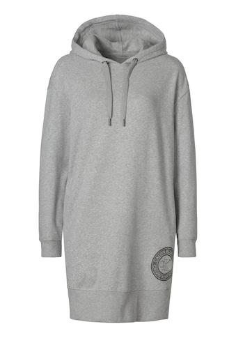 Calvin Klein Sleepshirt, mit Kapuze und Logodruck kaufen