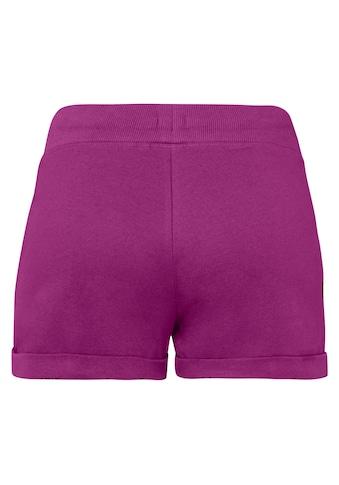 H.I.S Shorts, mit seitlichen Tapestreifen kaufen