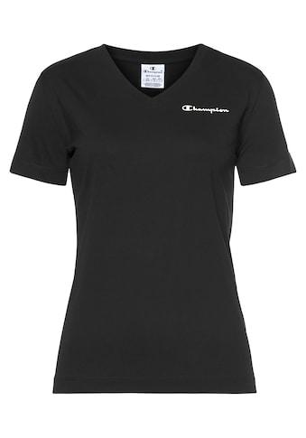 Champion T-Shirt »V-NECK SHIRT« kaufen