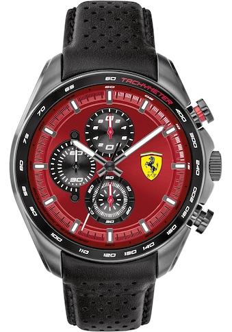 Scuderia Ferrari Chronograph »SPEEDRACER, 830650« kaufen
