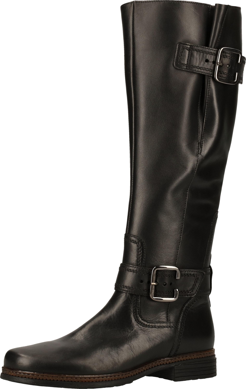 gabor -  Stiefel Glattleder