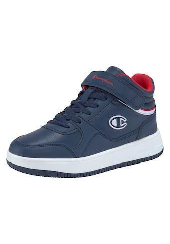 Champion Sneaker »REBOUND VINTAGE MID B PS« kaufen