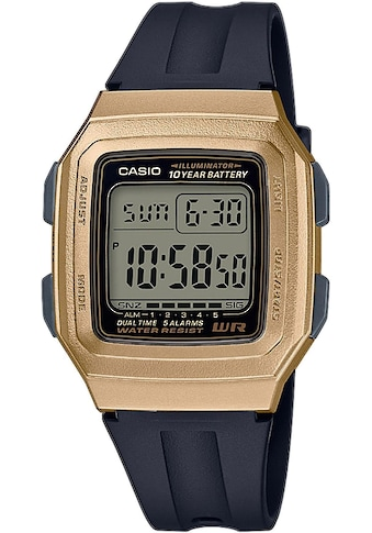 Casio Collection Chronograph »F-201WAM-9AVEF« kaufen