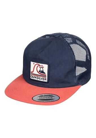 Quiksilver Snapback Cap »Brother Earth« kaufen