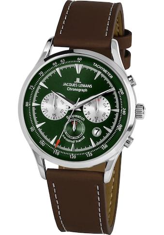 Jacques Lemans Chronograph »Retro Classic, 1-2068D« kaufen