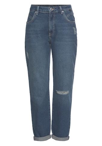Mavi Mom-Jeans »STELLA-MA«, Baumwollstretch Denim für hohen Tragekomfort kaufen