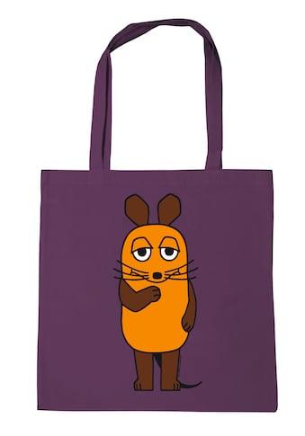 LOGOSHIRT Schultertasche mit Sendung mit der Maus - Logo kaufen