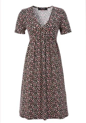 Aniston CASUAL Sommerkleid, im Millefleurs oder großflächigen Blumendruck - schick sind beide - NEUE KOLLEKTION kaufen
