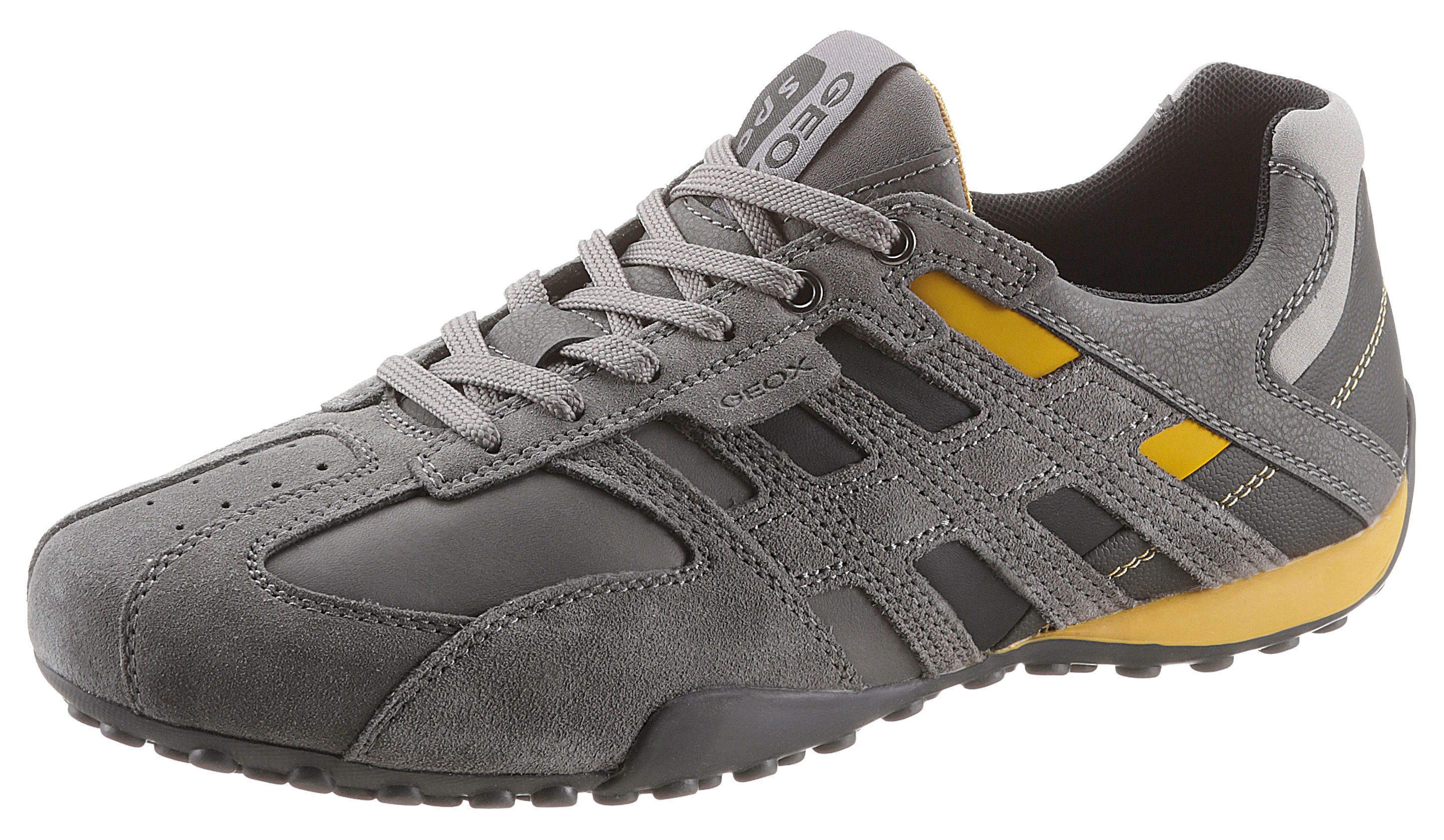 geox -  Sneaker UOMO SNAKE, mit atmungsaktiver Membran