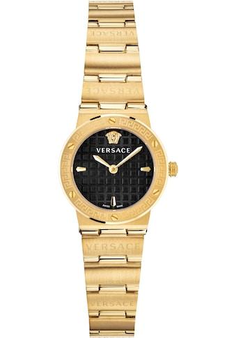 Versace Schweizer Uhr »GRECA LOGO MINI, VEZ100521« kaufen