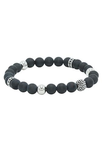 STEELWEAR Armband »Honululu, SW-603«, mit Onyx kaufen