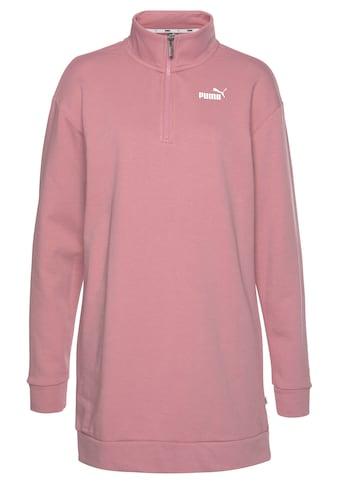 PUMA Sweatkleid »ESS+ Half-Zip Dress TR« kaufen