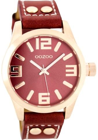 OOZOO Quarzuhr »C8019« kaufen