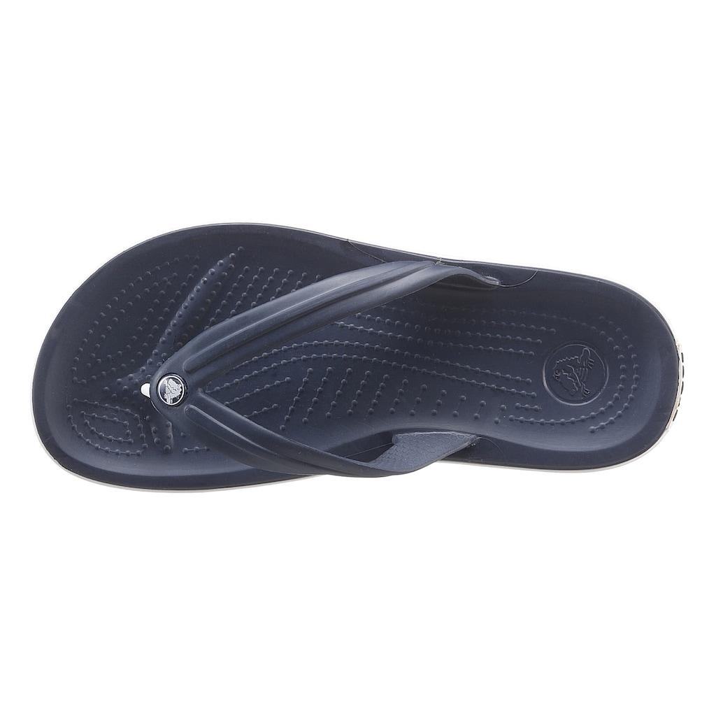 Crocs Zehentrenner »Crocband Flip«, zum Baden