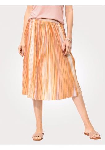 Mona Plisseerock, mit Schlupfbund kaufen