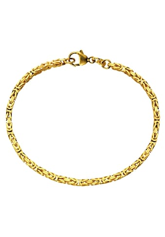 Firetti Goldarmband »in Königskettengliederung, 2,8 mm« kaufen