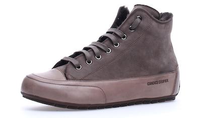 Candice Cooper Sneaker »PLUS FUR«, mit Warmfutter und Innenreißverschluss kaufen