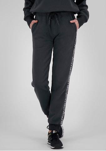 Alife & Kickin Jogger Pants »MonaAK«, coole Sweathose mit Seitenstreifen kaufen