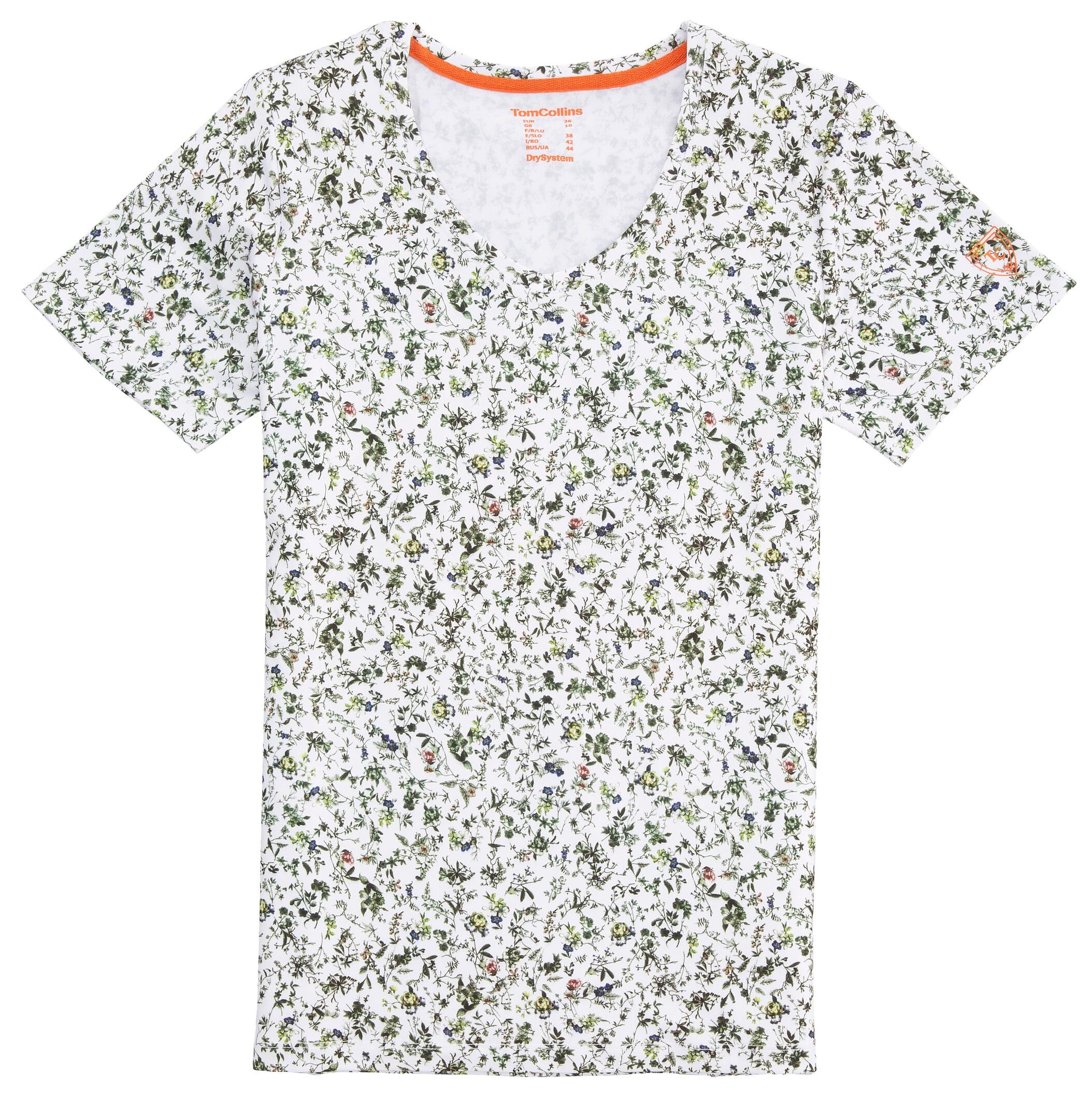 tom collins -  Trachtenshirt, Damen, mit floralem Dessin