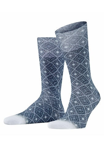 FALKE Socken »Mesmerized«, (1 Paar), mit hoher Farbbrillianz kaufen