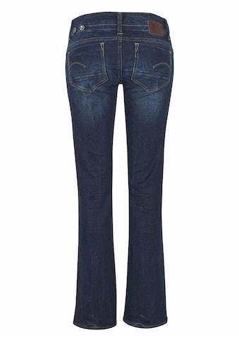 G-Star RAW Bootcut-Jeans »Midge Saddle Mid Bootleg« kaufen