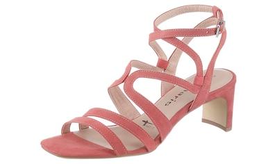 Tamaris Sandalette »Calisa«, mit Touch It-Ausstattung kaufen
