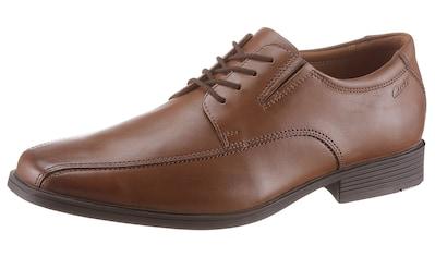 Clarks Schnürschuh »Tilden Walk« kaufen