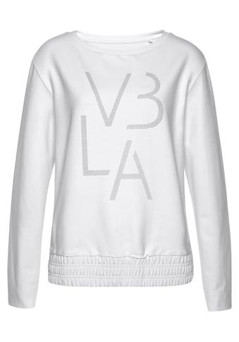 Venice Beach Sweatshirt, mit breitem Bündchen kaufen