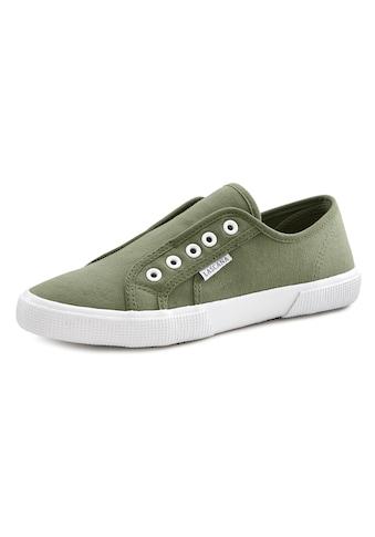 LASCANA Sneaker, Slip In bequem zum Reinschlüpfen kaufen