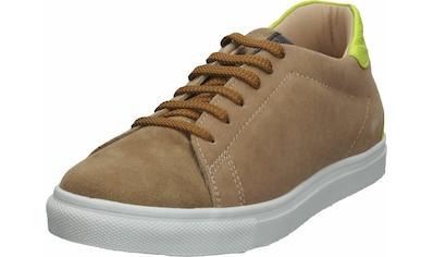 GORDON & BROS Sneaker »Veloursleder« kaufen