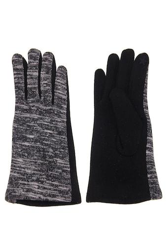 leslii Fingerhandschuhe im stilvollen Design kaufen