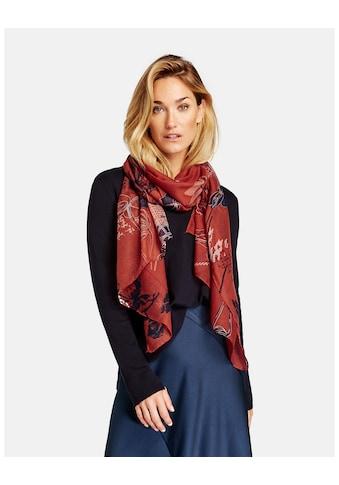 GERRY WEBER Schal »Schal mit Allovermuster« kaufen