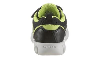 Geox Kids Klettschuh »B Waviness Boy«, herausnehmbare Innensohle kaufen