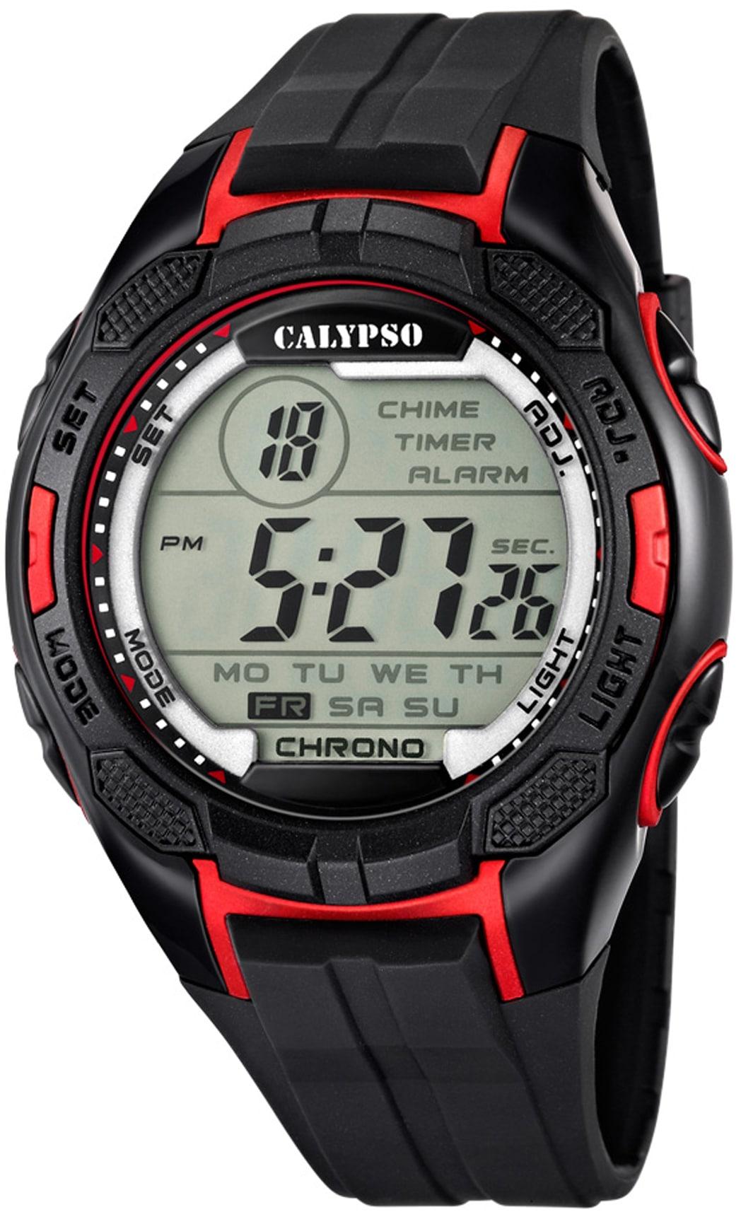 calypso watches -  Chronograph Digital For Man, K5627/3