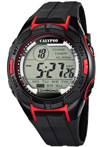 CALYPSO WATCHES Chronograph »Digital For Man, K5627/3« kaufen