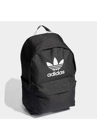 adidas Originals Rucksack »ADICOLOR BACKPK PRIMEGREEN ORIGINALS NOT APPLICABLE UNISEX« kaufen
